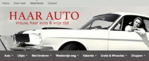 HaarAuto vrouw en auto blog