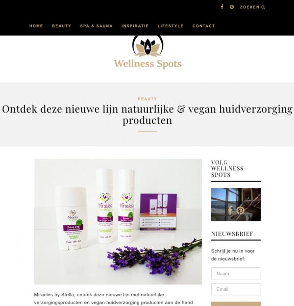 review vegan huidverzorging